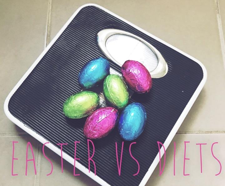 EASTER VS DIETS
