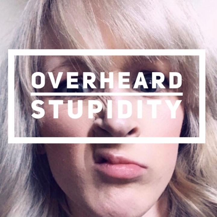 Overheard Stupidity