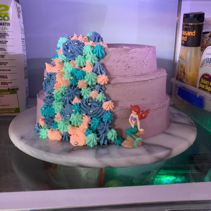 Baking a BirthdayCake….