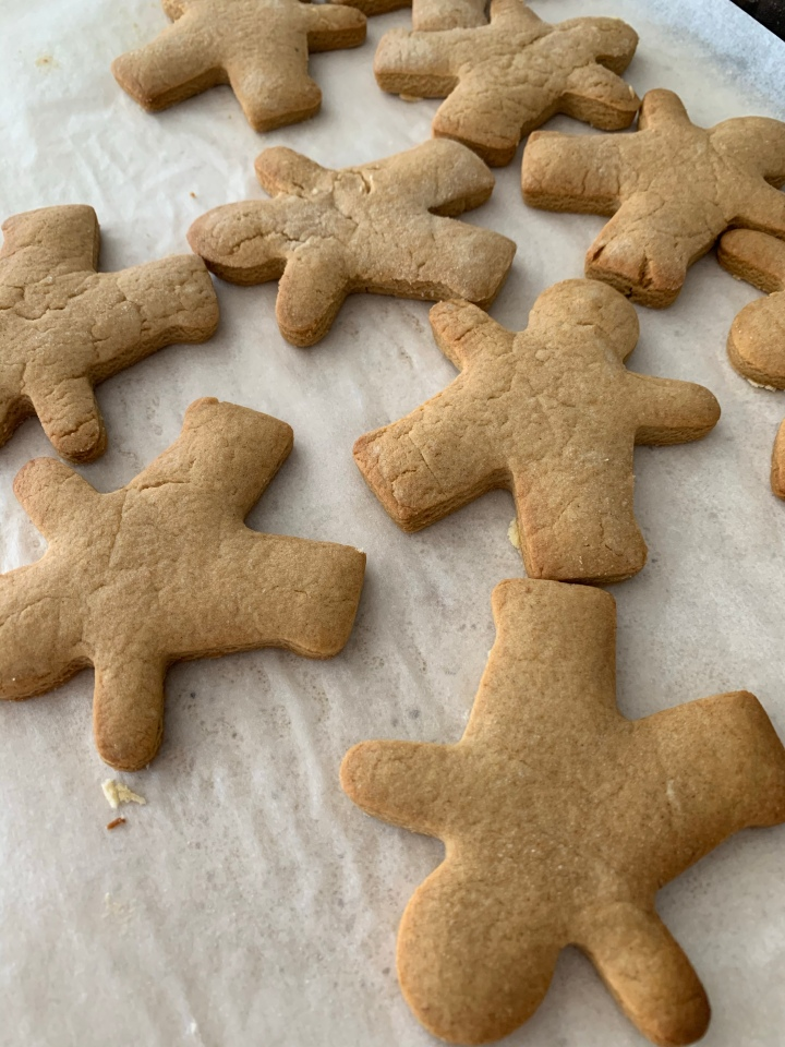 Me vs GingerbreadMen