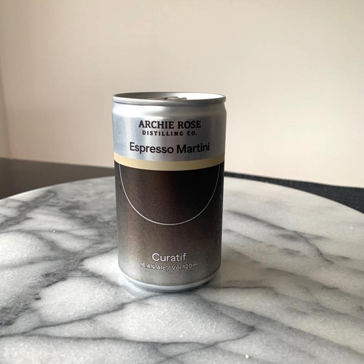 Espresso Martini in aCan