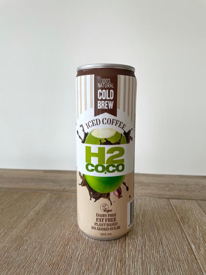 H2Coco Cold Brew