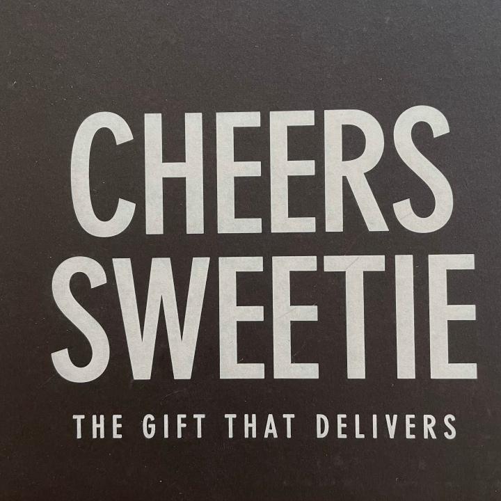 Cheers Sweetie!!
